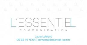 CV_Laure Leblond_L'Essentiel